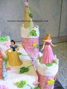 Tort Castel Disney